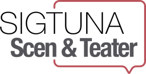 Logo Sigtuna scen och teater
