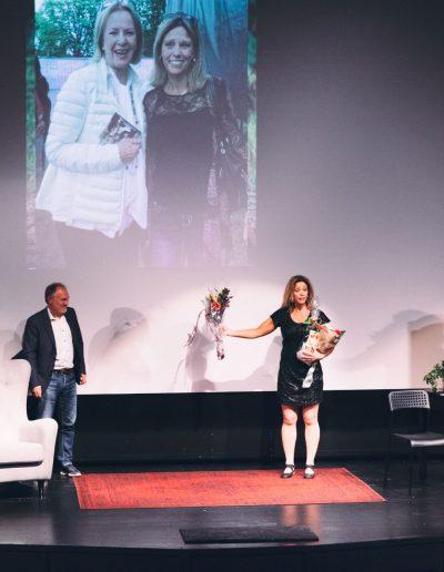 Tack blommor - Anna Bromee - Anni-Frid Lyngstad - Sigtuna Scen och Teater